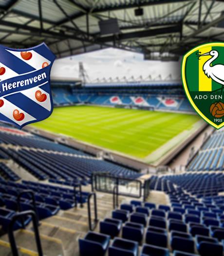 Duwt Heerenveen geplaagd ADO richting afgrond?