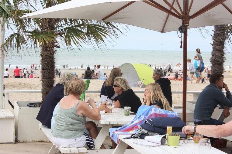 Strandbar Polé Polé Beach.