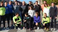 16 lopers uit Merkem doen zondag mee aan de 100 kilometer voor Kom op Tegen Kanker en zamelden ruim 15.500 euro in