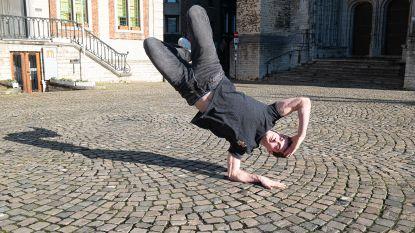 B-boy uit Diest wil beste breakdancer van het land worden en hoopt België te vertegenwoordigen op de Olympische Spelen in 2024