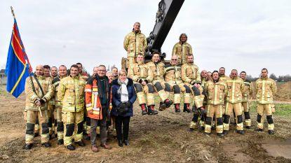 Bouw nieuwe brandweerkazerne officieel van start