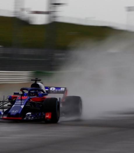Toro Rosso showt nieuwe auto vervroegd na gelekte foto
