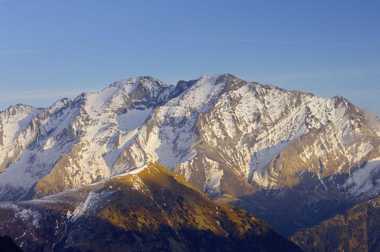 Mash en haar man werden tijdens een wandeling in de Pyreneeën getroffen door slecht weer.