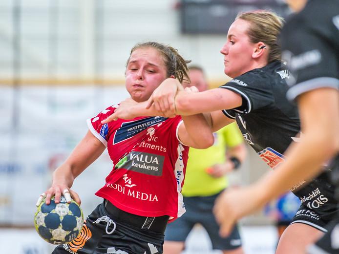 Nele Antonissen speelt het komende seizoen bij Octeville in Frankrijk.