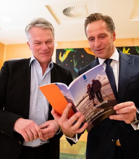 'Meer woningen en minder concurrentie voor thuiszorg ouderen'