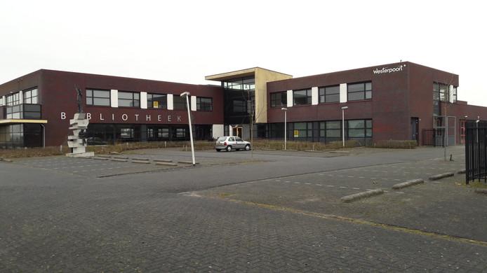 Het gebouw van het voormalige Westerpoort-college.
