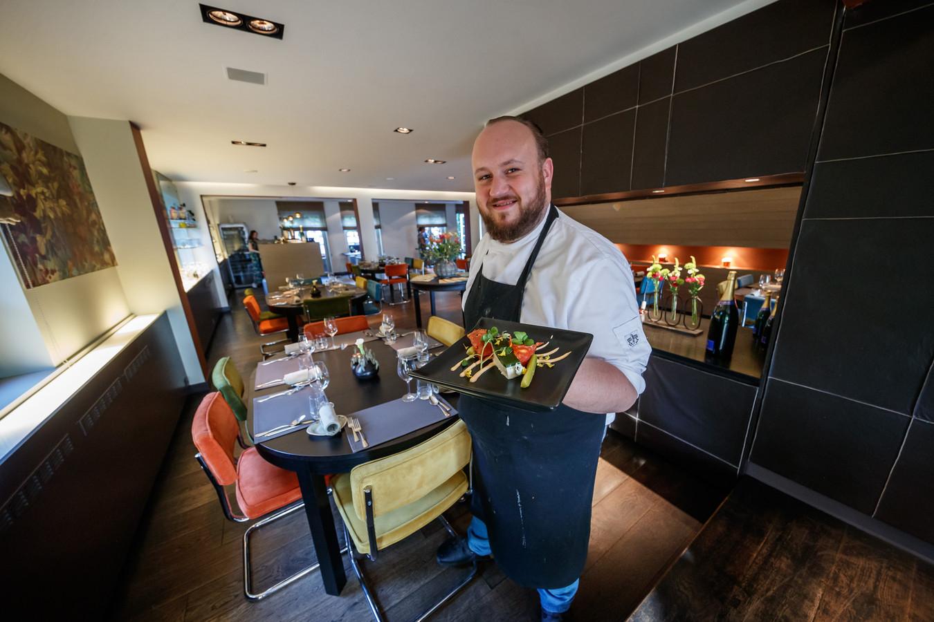 Over de Tong bij Brasserie Wouter van chef Wouter van Tichelen
