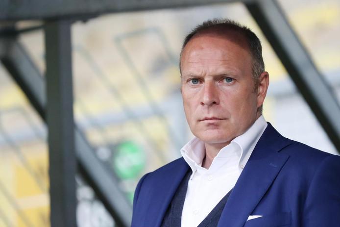 Roda JC-trainer Robert Molenaar.