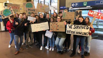 """Klimaatspijbelaars willen ook Eeklo groener maken: """"Wij willen bomen op de Markt"""""""