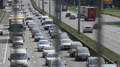 Gemiddelde filelengte steeg vorig jaar naar recordniveau op Vlaamse snelwegen