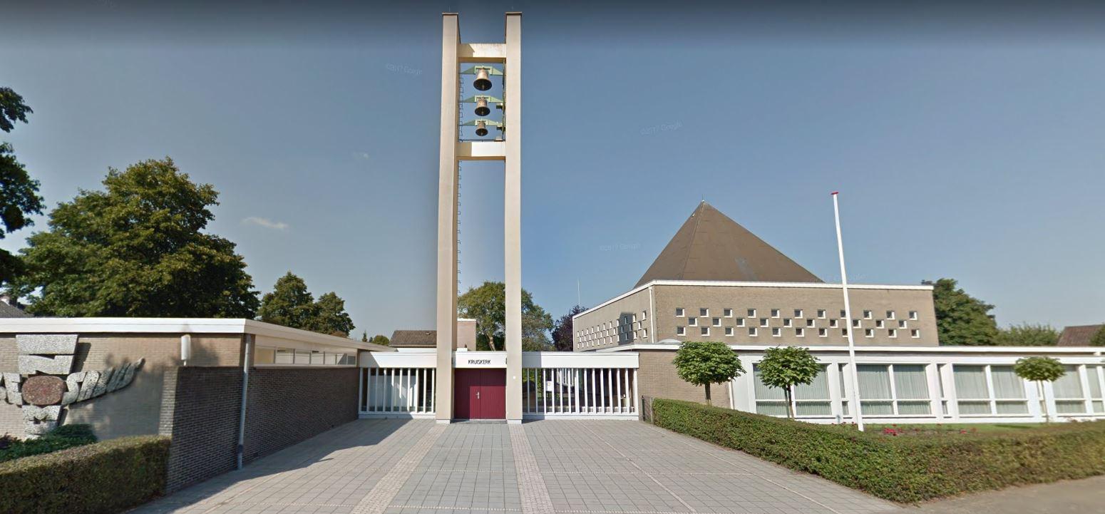 De Kruiskerk in Wezep