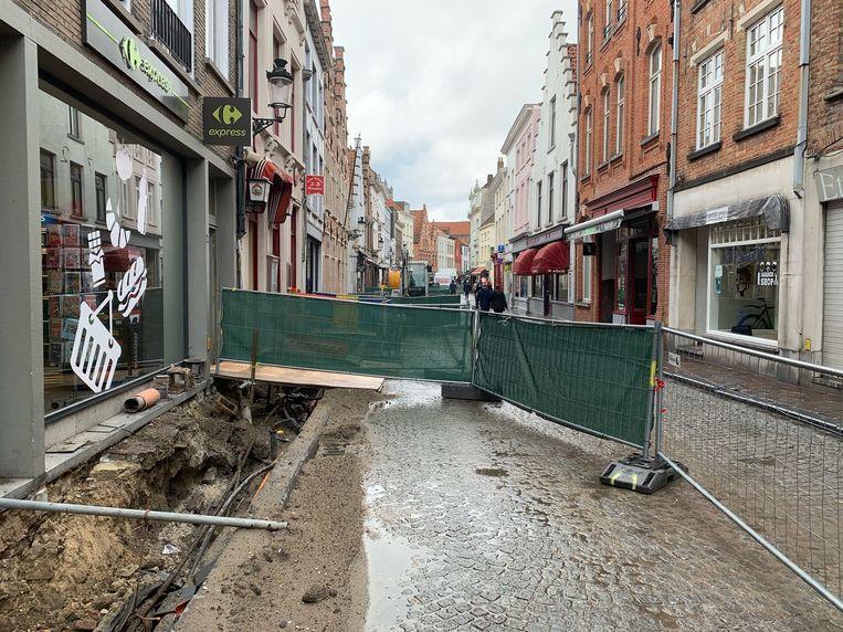 Aansluiting op de riolering kon de Bruggeling tot voor kort een bom geld kosten.