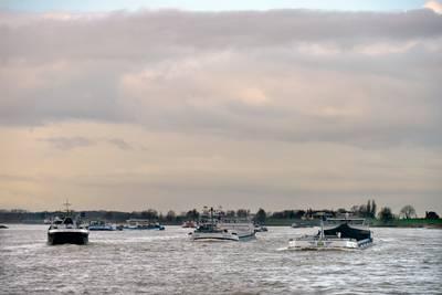 Pleidooi: subsidie voor groene scheepsbrandstof voor binnenvaart