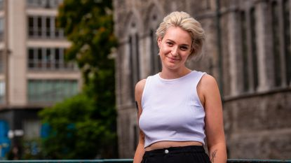 """Jitske Van de Veire over haar depressie: """"Mijn vader moest me komen halen omdat ik een week lang mijn bed niet uitkwam"""""""