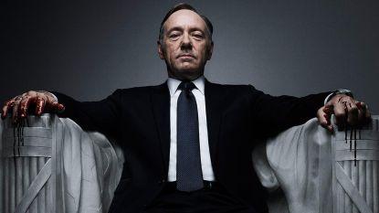 """Voor het eerst reageert een 'House of Cards'-collega op het vertrek van Kevin Spacey: """"Het was hartverscheurend"""""""