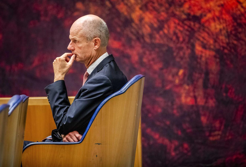 Stef Blok, minister van Buitenlandse Zaken.