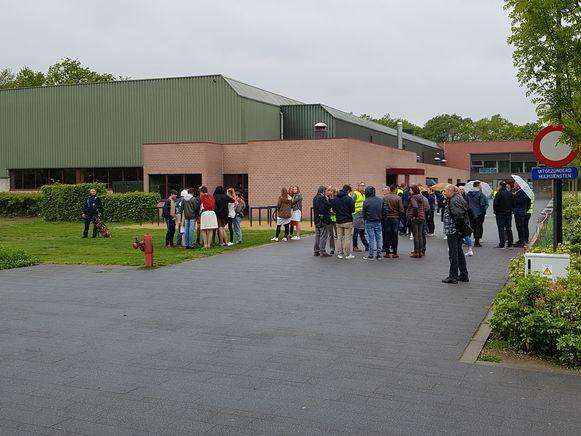 Sportpark De Beeltjens in Westerlo.