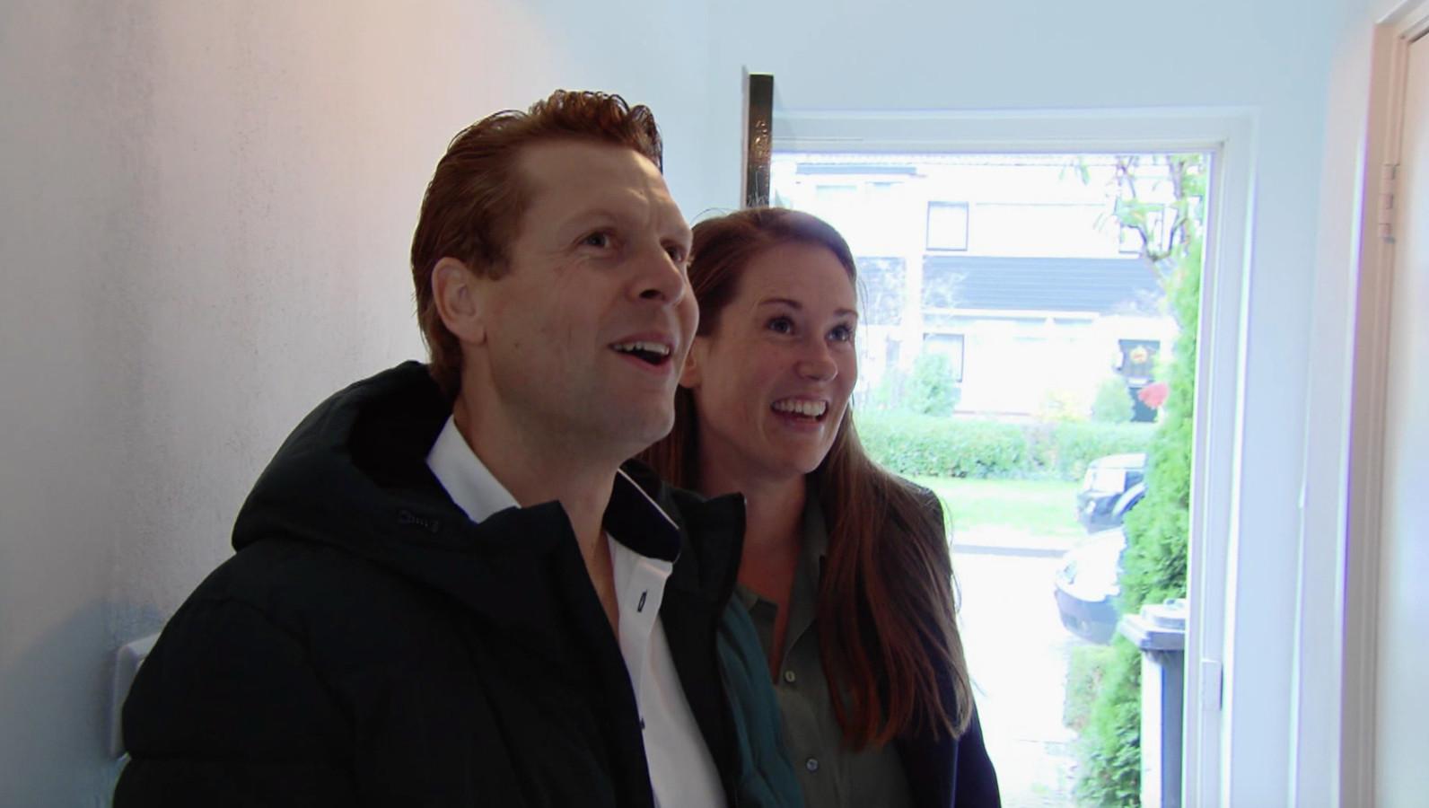 Jaap en Jessica zien hun nieuwe woning