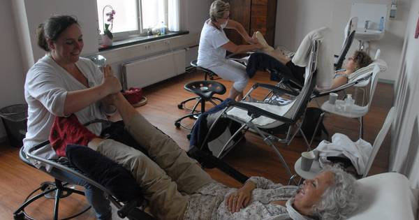 reizen massage afranselen in Bergen op Zoom