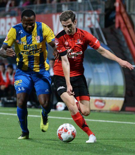 Brabants begin voor Helmond Sport in competitie, FC Eindhoven start in Utrecht