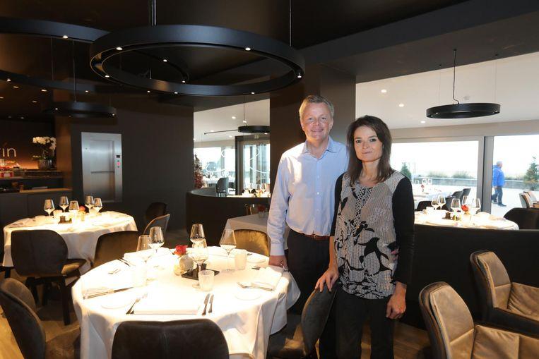 Thierry Debal en Annick Dayer hebben restaurant Savarin volledig vernieuwd.