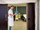 Chirurg en oncoloog Koen Reijnders van het Slingeland Ziekenhuis in Doetinchem.