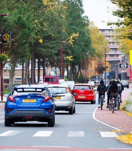 Omrijden geblazen: niet meer met de auto van de ene naar de andere wijk in Nieuwegein, wil Fietsersbond