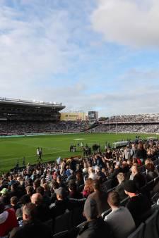 Plus de 43.000 spectateurs pour un match de rugby et aucune restriction à Auckland
