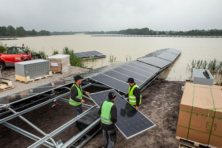 Zijn drijvende zonneparken een goed idee? - Volkskrant