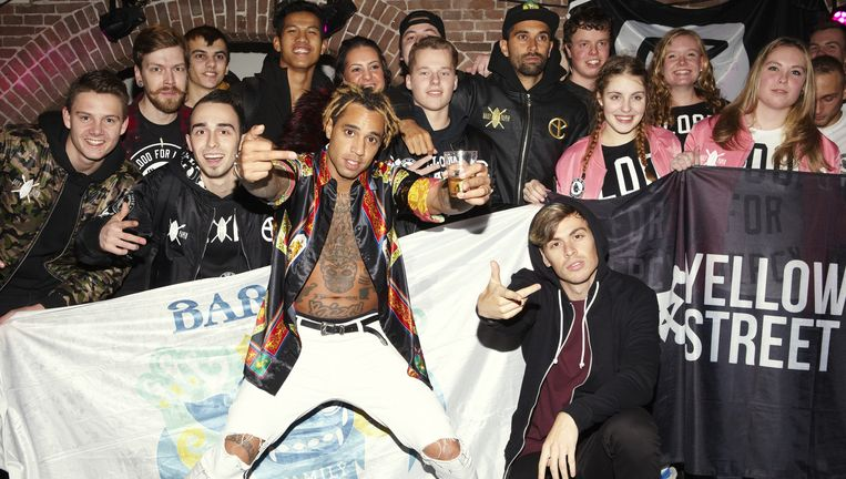 Yellow Claw in Paradiso Beeld Daniel Cohen