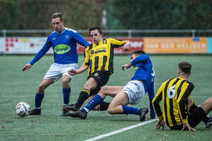 Pakt vv Doetinchem zondag de 3e periodetitel in 3C?