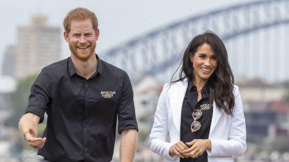 Prins Harry opent 'zijn' Invictus Games