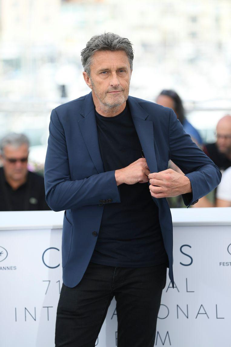 Pawel Pawlikowski op het filmfestival in Cannes, 2018. Beeld WireImage