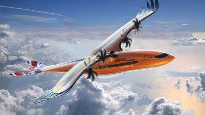 Airbus introduceert concept voor nieuw toestel: de 'Roofvogel'