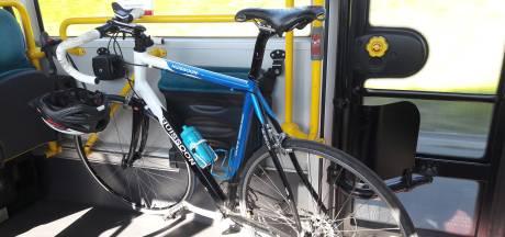 Connexxion weigert nog fietsen mee te nemen in bussen door de Westerscheldetunnel