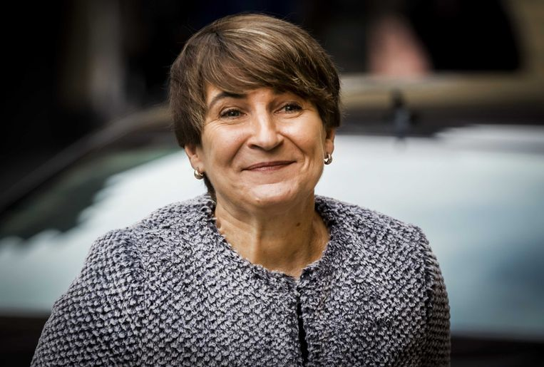 Minister Lilianne Ploumen. Beeld anp