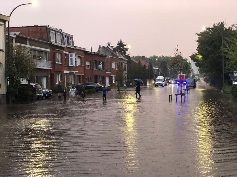 De Oudestraat in Wilrijk.