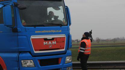 Wéér douaneacties in Frankrijk. Vrachtwagens op E40 moeten terugkeren in Oostduinkerke