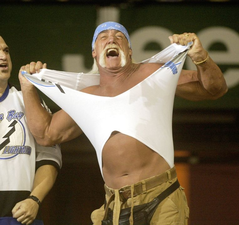 Hulk Hogan. Beeld epa