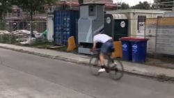 Ook als fietser kan je in België dus geflitst worden: baanwielrenner komt met het bewijs