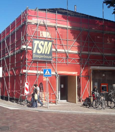 ING keert in Oisterwijk na verbouwing terug, penthouse bovenop hoekpand aan De Lind
