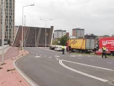 Trekvlietbrug ruim een uur open door storing, probleem inmiddels verholpen