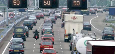 Zeeburgertunnel twee nachten deels afgesloten