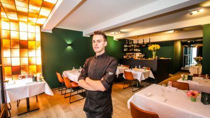"""Niels (23) opent in Brugge restaurant Cocquus: """"Thuis kreeg ik complimentjes over mijn kookkunsten"""""""