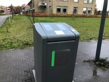 Speciale afvalzuilen voor flatbewoners verdelen de Veenendaalse politiek