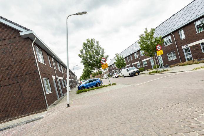 Scheefwonen in Twente.