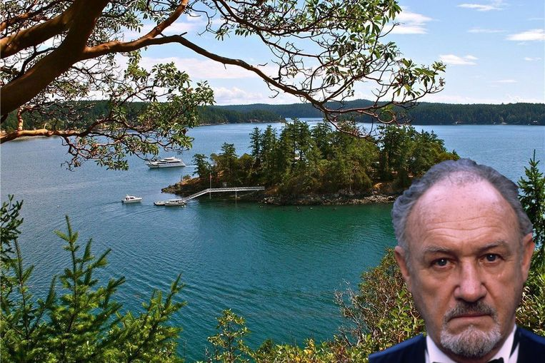 Gene Hackman's Fawn's Island.
