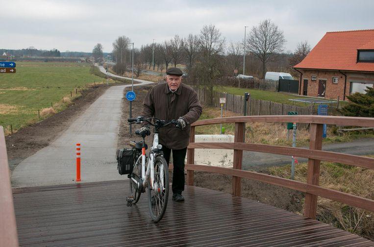 """Fietser Willy Van De Velde (76): """"Akkoord dat het moeilijk is, maar om daarvoor nu de brug af te breken?"""""""