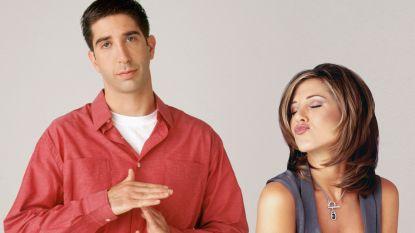 'Eerlijke trailer' noemt Ross en Rachel uit 'Friends' het meest rampzalige tv-koppel ooit