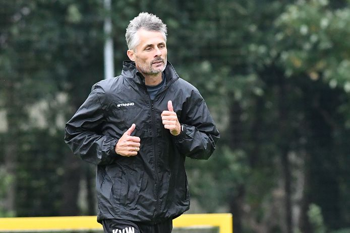 Kees van Wonderen, hoofdtrainer Go Ahead Eagles